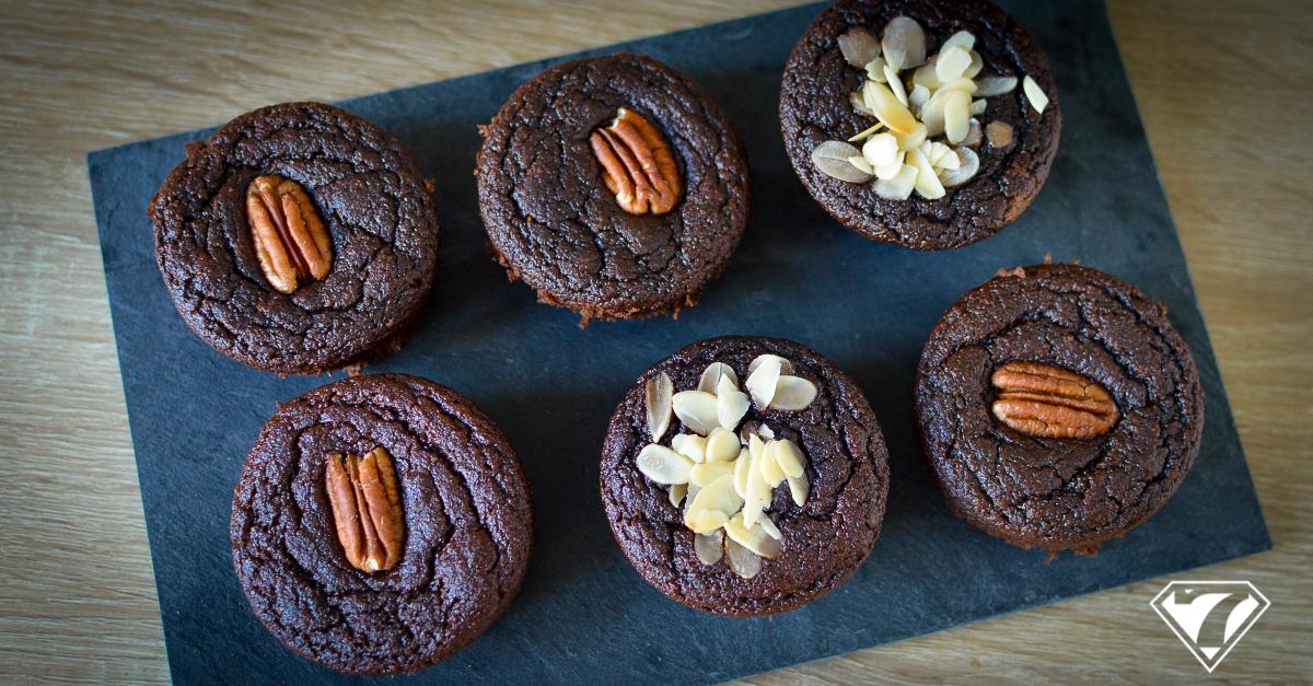 Muffins au chocolats